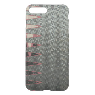 Modern Grey Abstract iPhone 7 Plus Case