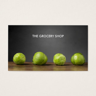 Modern Grocery Nutrition Brussels Sprouts