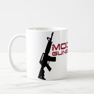 Modern Gunslinger Mug by U S Custom Ink