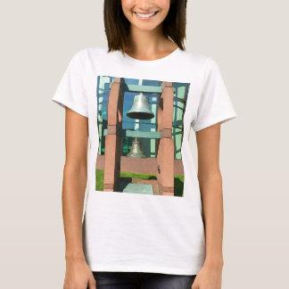 Modern Hanging Artistic Bell Photomanipulation T-Shirt