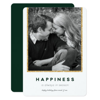 Modern Happiness Card