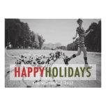 MODERN HOLIDAY | HOLIDAY PHOTO CARD