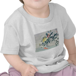 Modern illustrated sheets with pictorial envelope tees