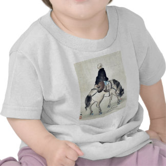 Modern illustrated sheets with pictorial envelope tee shirt