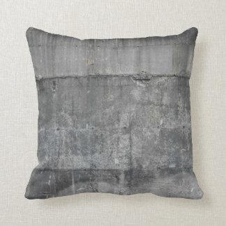 modern industrial concrete loft pillow 2