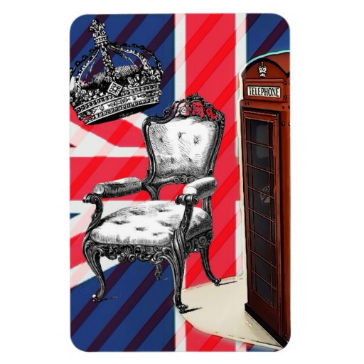 modern jubilee telephone booth london fashion magnets