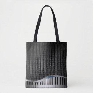 Modern Keyboard All-Over-Print Tote Bag