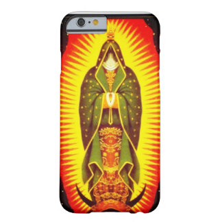Modern Lady of Guadalupe Barely There iPhone 6 Case