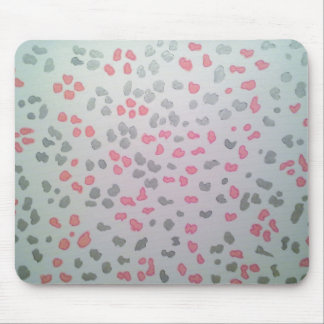 Modern Leopard Mouse Pad