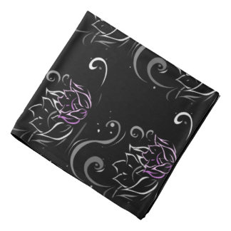 Modern Lotus Decor Do-rags