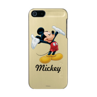 Modern Mickey | Airbrushed Incipio Feather® Shine iPhone 5 Case