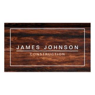 Builder Business Cards
