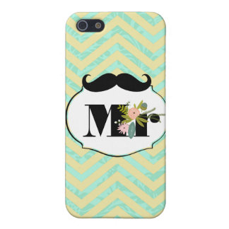 Modern Mint  Damask Wedding Invite iPhone 5 Covers