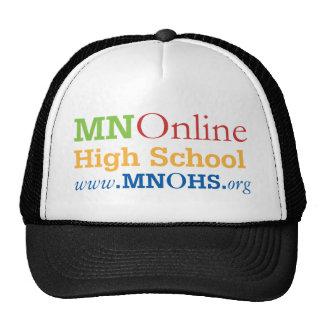 Modern MNOHS Logo Mesh Hat