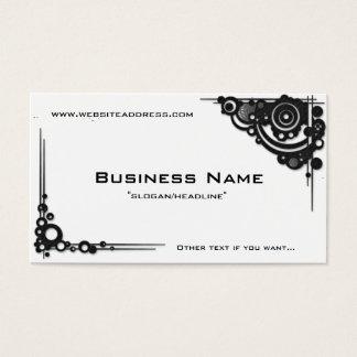 Modern (Mod) Design 4 Business Cards