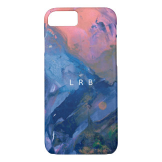 Modern Modern Abstract Watercolor Art Phone Case