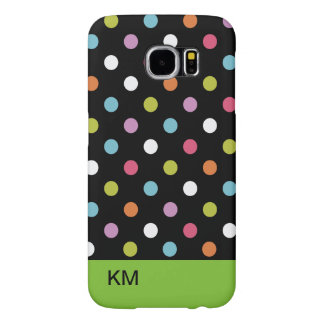 Modern Monogram Trendy Samsung Galaxy S6 Cases