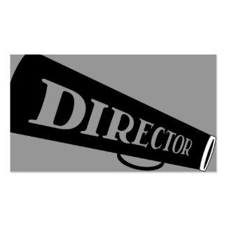 Modern Movie Director Film Producer Pack Of Standard Business Cards