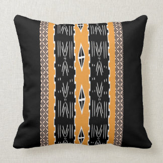 Modern Mud Cloth Design Cushion