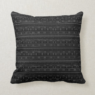 Modern Mudcloth Cushion