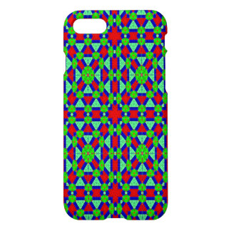 Modern multicolored cool pattern iPhone 7 case