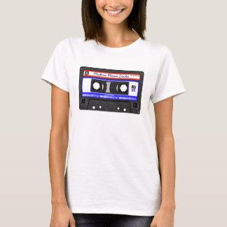 Modern Music Sucks Retro Compact Cassette Funny T-Shirt