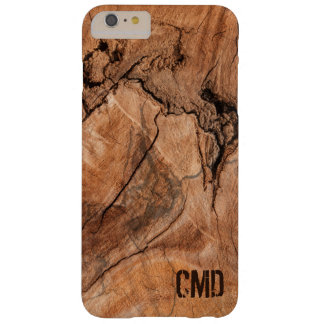 Modern Nature Hardwood Barely There iPhone 6 Plus Case
