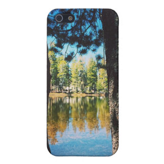 Modern Nature Love iPhone 5/5S Cases