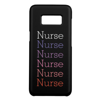 Modern Nurse Trendy Design Case-Mate Samsung Galaxy S8 Case
