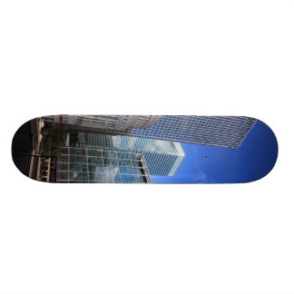 Modern Office Buildings Custom Skate Board