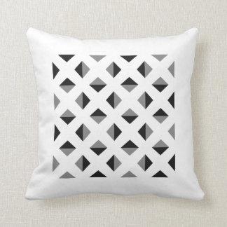 Modern Optical Illusion Pattern Cushion