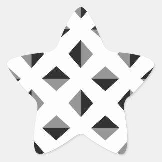 Modern Optical Illusion Pattern Stickers