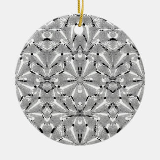 Modern Oriental Ornate Ceramic Ornament