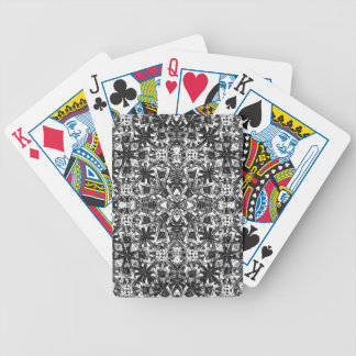 Modern Oriental Pattern Bicycle Playing Cards