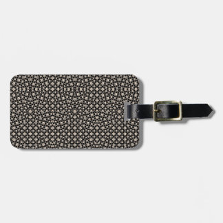 Modern Oriental Pattern Luggage Tag