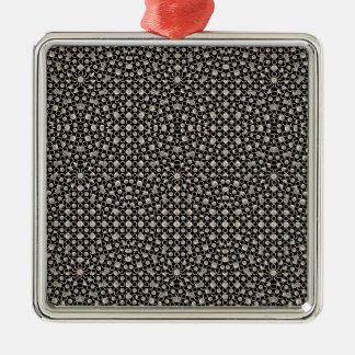 Modern Oriental Pattern Metal Ornament