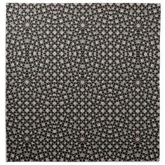 Modern Oriental Pattern Napkin