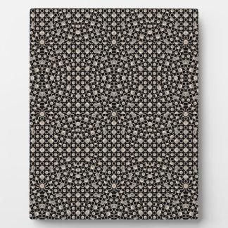 Modern Oriental Pattern Plaque