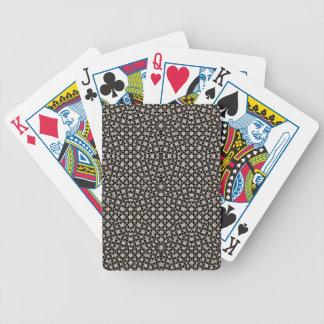 Modern Oriental Pattern Poker Deck