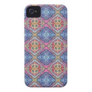 Modern Ornate Seamless Pattern002 iPhone 4 Case-Mate Case