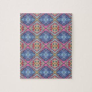 Modern Ornate Seamless Pattern002 Jigsaw Puzzle