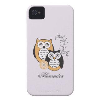 Modern Owls Case-Mate ID Case-Mate iPhone 4 Case
