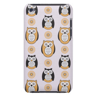 Modern Owls iPod Touch Case-Mate Barely There