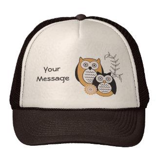 Modern Owls Trucker Hat