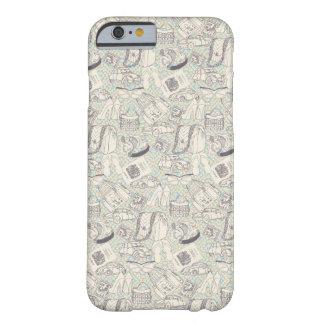 Modern Paris Shopping Trip iPhone 6 Case