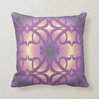Modern Pattern Pillow-Home-Green/Purple/Peach/Wht Throw Pillow