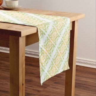 Modern Pattern Short Table Runner