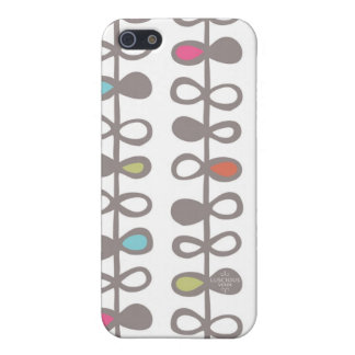 Modern Petal Vines iphone 5 Cover
