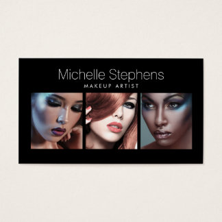 Modern Photo Trio for Makeup Artists Black