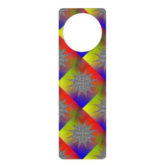 Modern Plasma by Kenneth Yoncich Door Hangers